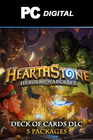 Hearthstone Heroes of Warcraft - Deck of Cards PC DLC