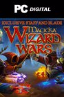 Magicka: Wizard Wars - Exclusive Staff and Blade DLC PC