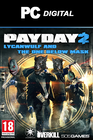 PAYDAY 2: Lycanwulf and The One Below Mask DLC PC