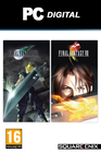Final Fantasy VII & Final Fantasy VIII Double Pack PC