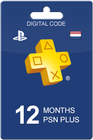 PlayStation Plus 365 Dagen NL
