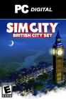 SimCity - British City Set DLC PC