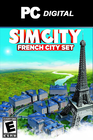 SimCity - French City Set DLC PC