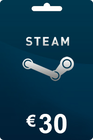 Steam Gift Card 30 EUR