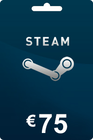Steam Gift Card 75 EUR