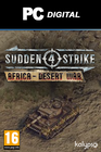Sudden Strike 4 - Africa Desert War DLC PC