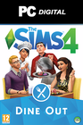 The Sims 4: Dine Out DLC PC