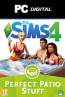 The Sims 4: Perfect Patio Stuff DLC PC