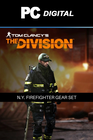 Tom Clancy's The Division - N.Y. Firefighter Gear Set DLC PC