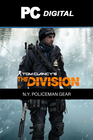 Tom Clancy's The Division - N.Y. Policeman Gear Set DLC PC