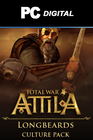 Total War: ATTILA - Longbeards Culture Pack DLC PC