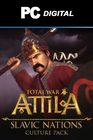 Total War: ATTILA - Slavic Nations Culture Pack DLC PC