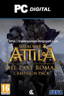 Total War: Attila - The Last Roman Campaign Pack PC DLC