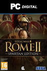 Total War: ROME II - Spartan Edition PC