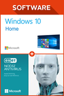 Windows 10 home + ESET NOD32 Anti Virus 6 months
