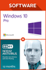 Windows 10 Pro + ESET NOD32 Antivirus 12 months